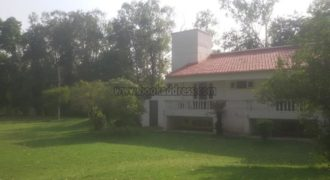 4 BHK Semi Furnished Farmhouse Maharani Farms – Rent