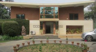 Pushpanjali Farms 3 BHK Semi Furnished Farmhouse for Corporate for Rent/Lease