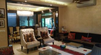 4 BHK Furnished Apartment/Flat Saket for Rent/Lease