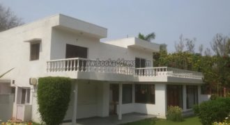 4 BHK Semi Furnished Farmhouse Vasant kunj – Rent