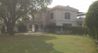 4 BHK Semi Furnished Farmhouse Vasant Kunj – Rent