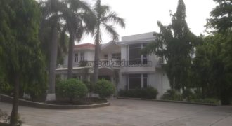 4 BHK+Study Semi Furnished Farmhouse DLF Chattarpur – Rent