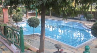 5 BHK Semi Furnished Farmhouse DLF Chattarpur – Rent