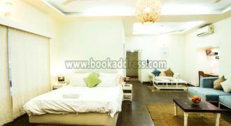 1 BHK Studio Apartment/Flat Greater Kailash-2 for Rent/Lease