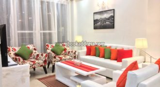South Delhi Defence Colony 3 BHK Luxury Service Apartment/Flat for Rent/Lease
