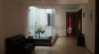 Greater kailash-1 3 Bedroom Furnished Apartment/Flat for Rent/Lease