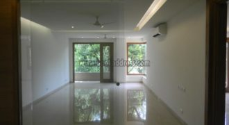 3 Bedroom UnFurnished Apartment/Flat Defence Colony for Rent/Lease