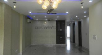 3 BHK Semi Furnished Elegant Builder Floor Defence Colony for Rent/Lease