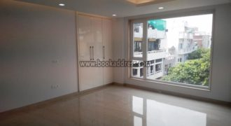 Builder Floor 3 Bedroom Apartment Defence Colony for Rent/Lease