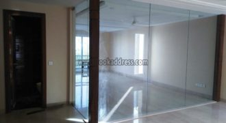 3 BHK Semi Furnished Apartment/Flat Defence Colony for Rent/Lease