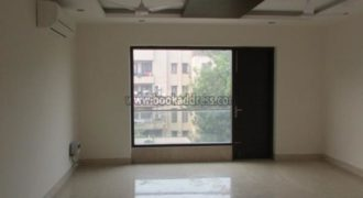 3 BHK Semi Furnished Apartment/Flat Greater Kailash Enclave-2 for Rent/Lease