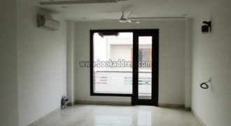 Greater Kailash Enclave-2 Semi Furnished 3 BHK Apartment/Flat for Rent/Lease