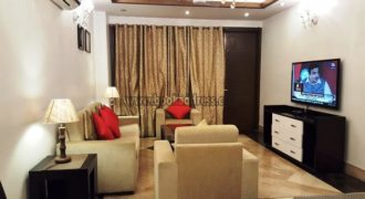 Greater Kailash-1 South Delhi 3 BHK Service Apartment/Flat for Rent/Lease