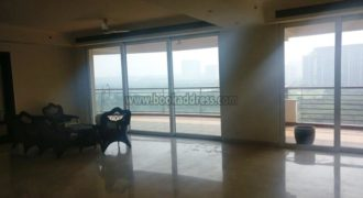 DLF Magnolias 4 BHK Apartment/Flat Gurugram for expats for Rent/Lease