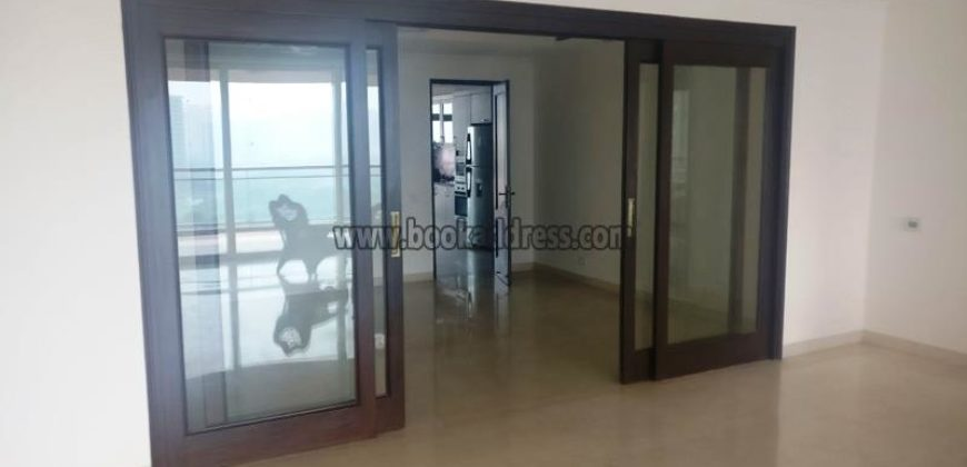 DLF Magnolias UnFurnished 4 BHK Apartment/Flat Gurugram for expats for Rent/Lease
