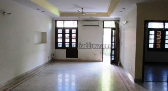 South Delhi Anand Niketan 3 BHK Semi Furnished Apartment/Flat for Rent/Lease