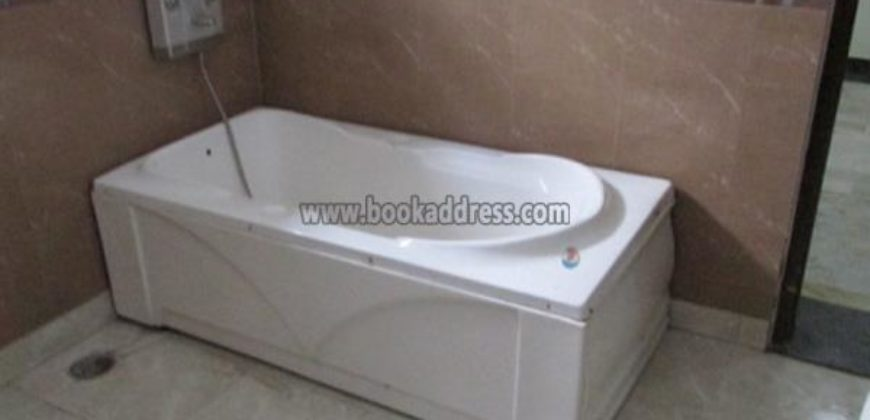 3 BHK Semi Furnished Apartment/Flat Anand Niketan for Rent/Lease