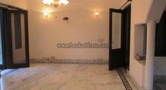 Rent/Lease 3 BHK Semi Furnished Apartment Vasant Vihar South Delhi