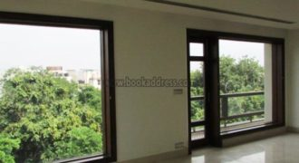 3 BHK Semi Furnished Apartment/Flat Vasant Vihar – Rent