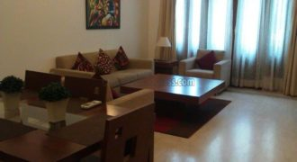 Anand Niketan 3 BHK Service Apartment/Flat for Rent/Lease