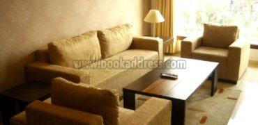 3 BHK Service Apartment/Flat Uday Park for Rent/Lease