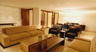 Elegant 4 BHK Furnished/Service Apartment/Flat Vasant Vihar for Rent/Lease