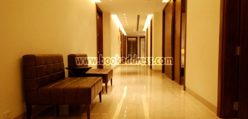 4 BHK Furnished/Service Apartment/Flat Vasant Vihar for Rent/Lease