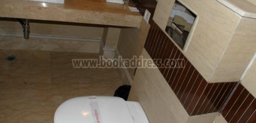Saket 1 BHK Service Apartment/Flat for Rent/Lease