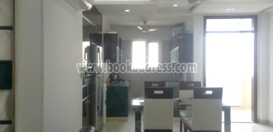 1 BHK Service Apartment Flat Saket for Rent/Lease