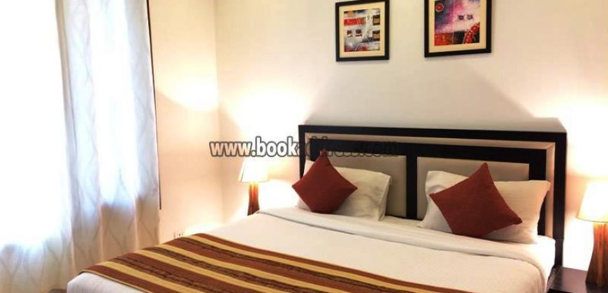 Luxury 3 BHK Service Apartment/Flat Saket for Rent/Lease