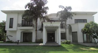 6 BHK Semi Furnished Farmhouse Ansal Satbari for Long Rent/Lease