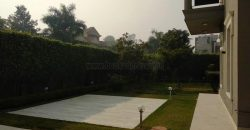 Semi Furnished 5 BHK Farmhouse DLF Chhatarpur, Cedar Avenue for Rent/Lease