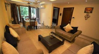 3 BHK Furnished Apartment Gulmohar Park Rent and Lease