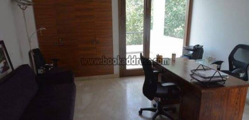 Furnished 3 BHK Apartment Gulmohar Park Rent and Lease